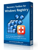 Recovery Toolbox for Registry