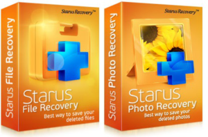 Пакет программ Starus Photo Recovery + Starus File Recovery (Commercial Edition) НЕ РЕДАКТИРОВАТЬ!!! (bundle-version)