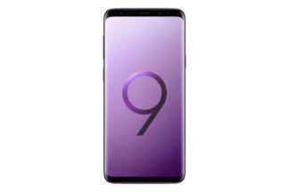 Смартфон Samsung Galaxy S9, SM-G960F, 64 Гб, Ультрафиолет