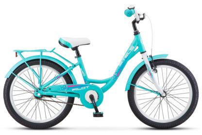 Велосипед Stels Pilot 220 Lady (2018) бирюзовый 12″