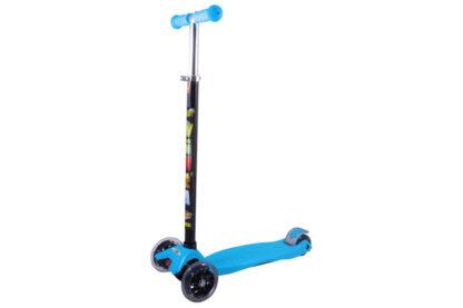 Самокат 3-х колесный VSP 1 Vinca Sport синий one size