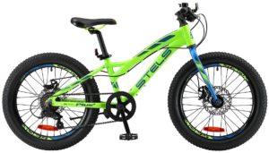 Велосипед Stels Adrenalin MD 20 V010 (2019) неоновый-красный 11