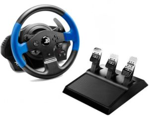 Руль Thrustmaster T150 RS EU PRO Version для PS4 / PS3 / PC (