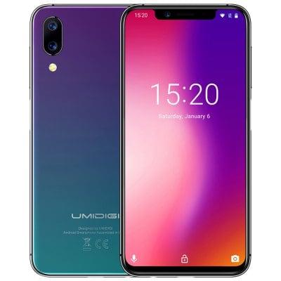 Смартфон UMIDIGI One 4G