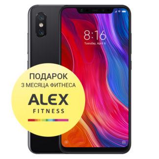 смартфон с подаркомMi 8 6/64 Black